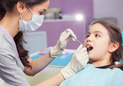 kids dentists parkmall dental
